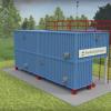 Brandschutzausbildung Containeranlage - Final Animation